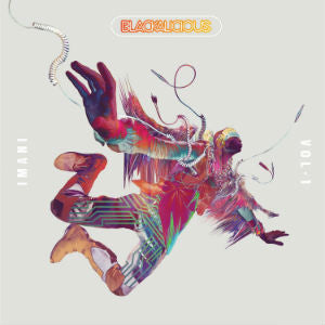 Blackalicious - Imani Vol. 1: Gatefold Music (Hitchin's Independent Record Shop - Vinyl Records and Accessories)