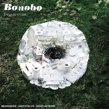 Bonobo - Days To Come: Gatefold Music (Hitchin's Independent Record Shop - Vinyl Records and Accessories)