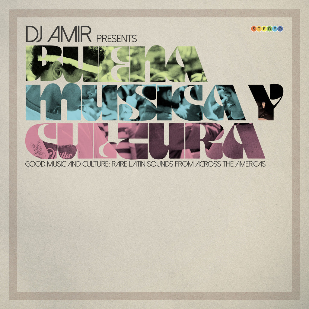 Various Artists - DJ Amir Presents: Buena Musica Y Cultura: Gatefold Music (Hitchin's Independent Record Shop - Vinyl Records and Accessories)