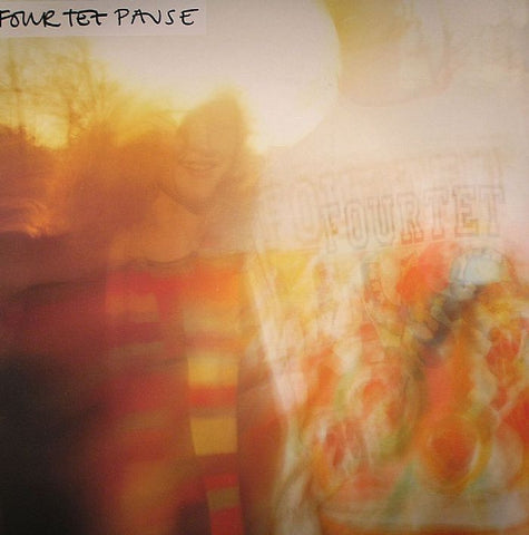 Four Tet - Pause: Gatefold Music (Hitchin's Independent Record Shop - Vinyl Records and Accessories)