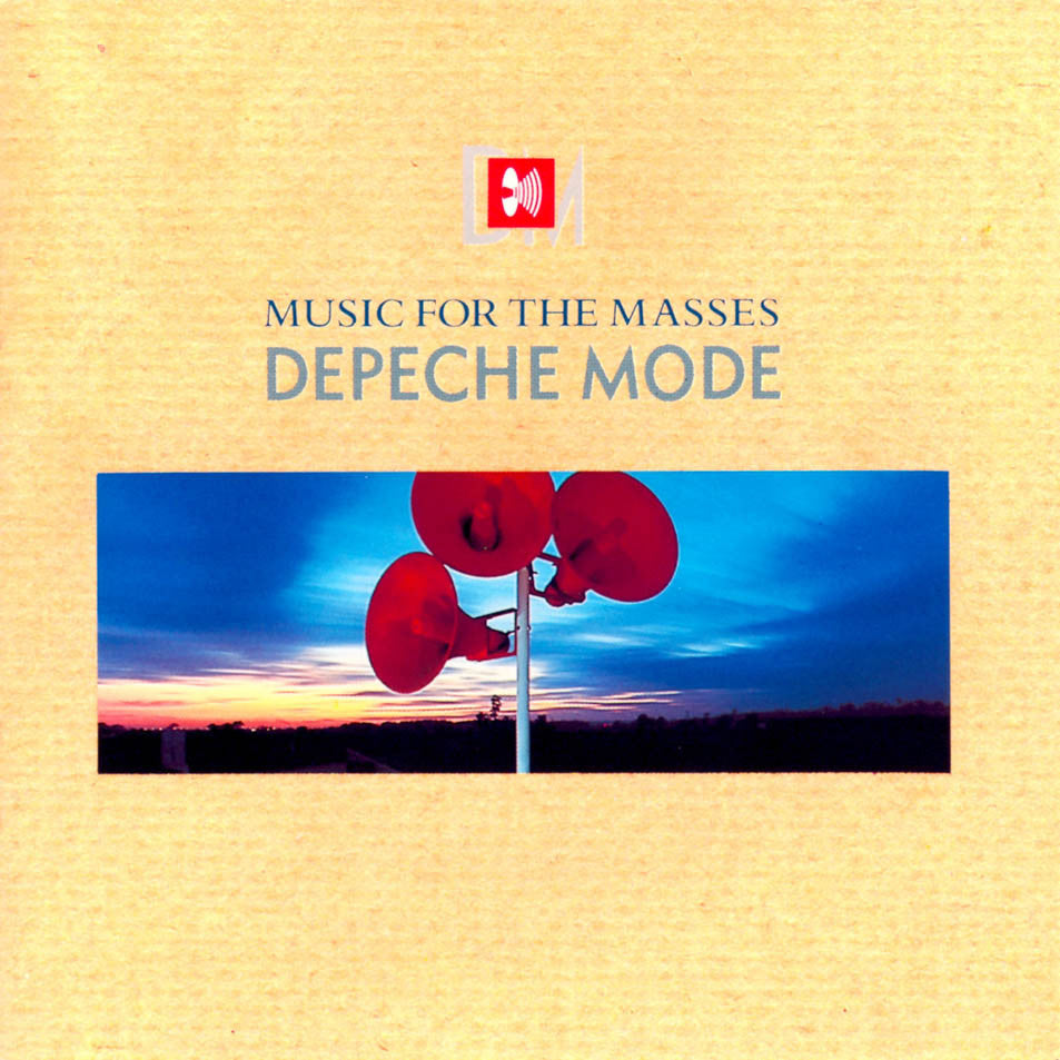 Depeche Mode - Music For The Masses: Gatefold Music (Hitchin's Independent Record Shop - Vinyl Records and Accessories)