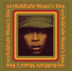 Erykah Badu - Mama's Gun: Gatefold Music (Hitchin's Independent Record Shop - Vinyl Records and Accessories)