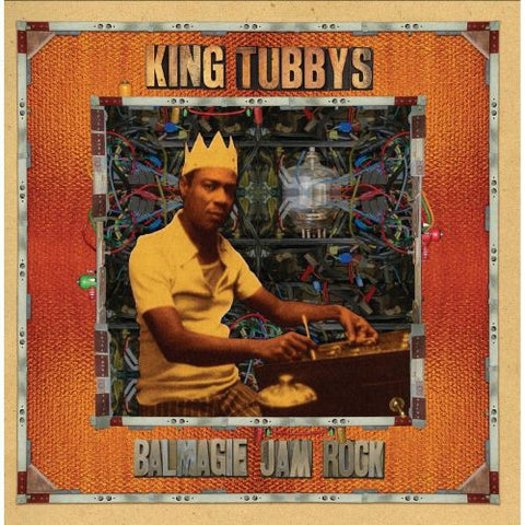 King Tubby - Balmagie Jam Rock: Gatefold Music (Hitchin's Independent Record Shop - Vinyl Records and Accessories)