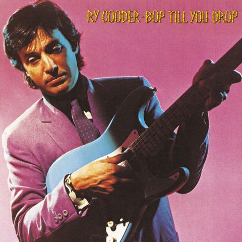 Ry Cooder - Bop Till You Drop: Gatefold Music (Hitchin's Independent Record Shop - Vinyl Records and Accessories)