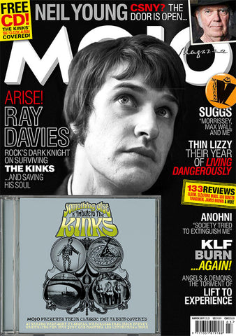 Mojo - Mojo Magazine March 2017: Gatefold Music (Hitchin's Independent Record Shop - Vinyl Records and Accessories)