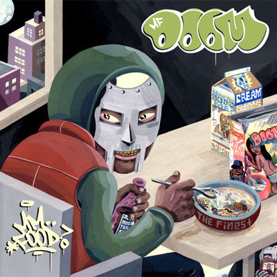 MF Doom - Mm.. Food: Gatefold Music (Hitchin's Independent Record Shop - Vinyl Records and Accessories)