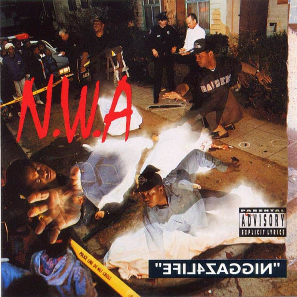 N.W.A. - Efil4zaggin: Gatefold Music (Hitchin's Independent Record Shop - Vinyl Records and Accessories)