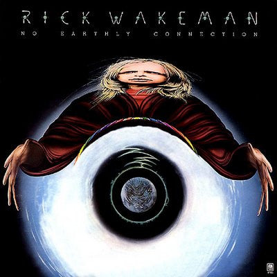 Rick Wakeman - No Earthly Connection: Gatefold Music (Hitchin's Independent Record Shop - Vinyl Records and Accessories)