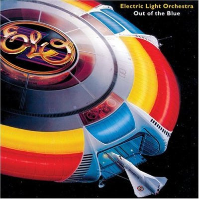 Electric Light Orchestra - Out Of The Blue: Gatefold Music (Hitchin's Independent Record Shop - Vinyl Records and Accessories)