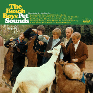 The Beach Boys - Pet Sounds: Gatefold Music (Hitchin's Independent Record Shop - Vinyl Records and Accessories)