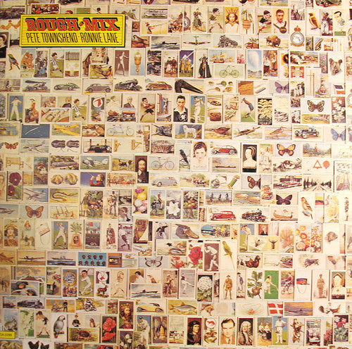 Pete Townshend & Ronnie Lane - Rough Mix: Gatefold Music (Hitchin's Independent Record Shop - Vinyl Records and Accessories)