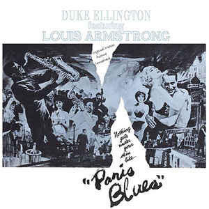 Duke Ellington ft Louis Armstrong - Paris Blues: Gatefold Music (Hitchin's Independent Record Shop - Vinyl Records and Accessories)