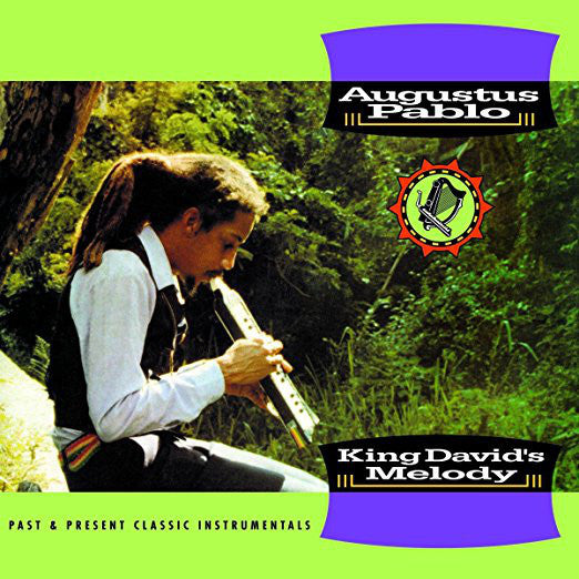 Augustus Pablo - King David's Melody: Gatefold Music (Hitchin's Independent Record Shop - Vinyl Records and Accessories)