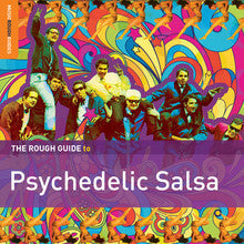 Various Artists - Rough Guide to Psychedelic Salsa: Gatefold Music (Hitchin's Independent Record Shop - Vinyl Records and Accessories)
