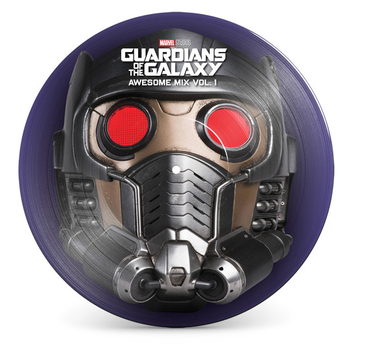 Guardians Of The Galaxy Vol. 1 (Picture Disc)
