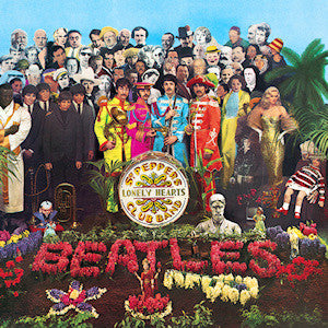 The Beatles - Sgt. Pepper's Lonely Hearts Club Band: Gatefold Music (Hitchin's Independent Record Shop - Vinyl Records and Accessories)
