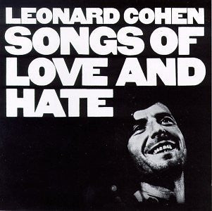 Leonard Cohen - Songs Of Love & Hate: Gatefold Music (Hitchin's Independent Record Shop - Vinyl Records and Accessories)
