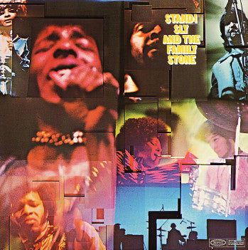 Sly & The Family Stone - Stand!: Gatefold Music (Hitchin's Independent Record Shop - Vinyl Records and Accessories)