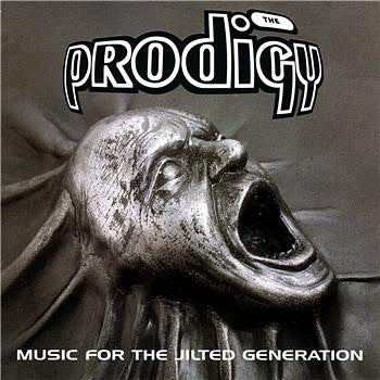The Prodigy - Music For The Jilted Generation: Gatefold Music (Hitchin's Independent Record Shop - Vinyl Records and Accessories)