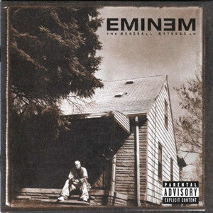 Eminem - The Marshall Mathers LP: Gatefold Music (Hitchin's Independent Record Shop - Vinyl Records and Accessories)