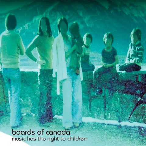 Boards Of Canada - Music Has The Right To Children: Gatefold Music (Hitchin's Independent Record Shop - Vinyl Records and Accessories)