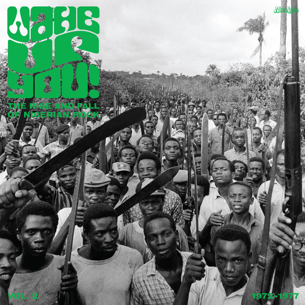 Various Artists - Wake Up You! Vol 2: Gatefold Music (Hitchin's Independent Record Shop - Vinyl Records and Accessories)