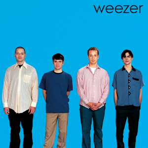 Weezer - Blue Album: Gatefold Music (Hitchin's Independent Record Shop - Vinyl Records and Accessories)