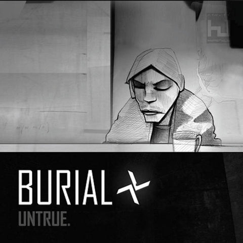 Burial - Untrue: Gatefold Music (Hitchin's Independent Record Shop - Vinyl Records and Accessories)