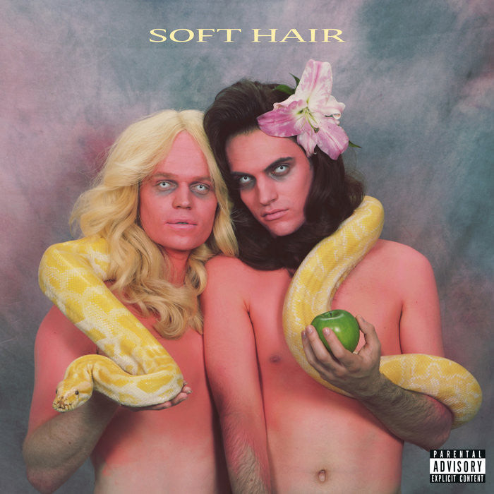 Soft Hair - Soft Hair: Gatefold Music (Hitchin's Independent Record Shop - Vinyl Records and Accessories)