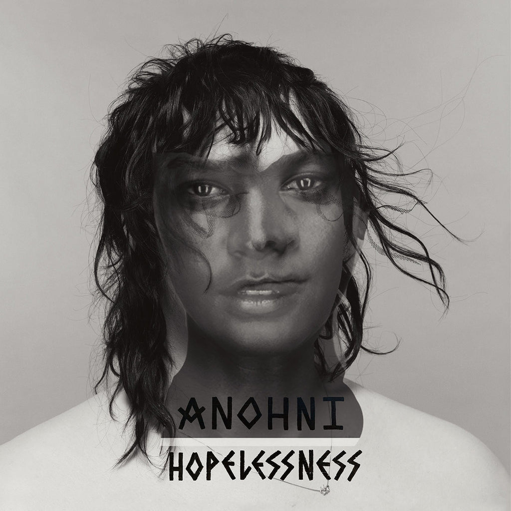 Anohni - Hopelessness: Gatefold Music (Hitchin's Independent Record Shop - Vinyl Records and Accessories)