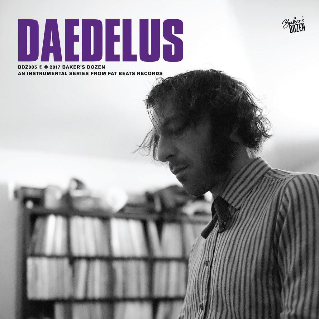 Daedelus - Baker's Dozen: Gatefold Music (Hitchin's Independent Record Shop - Vinyl Records and Accessories)