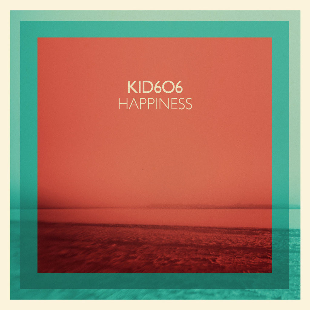 Kid 606 - Happiness: Gatefold Music (Hitchin's Independent Record Shop - Vinyl Records and Accessories)