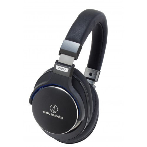 Audio Technica - ATH-MSR7 Headphones: Gatefold Music (Hitchin's Independent Record Shop - Vinyl Records and Accessories)