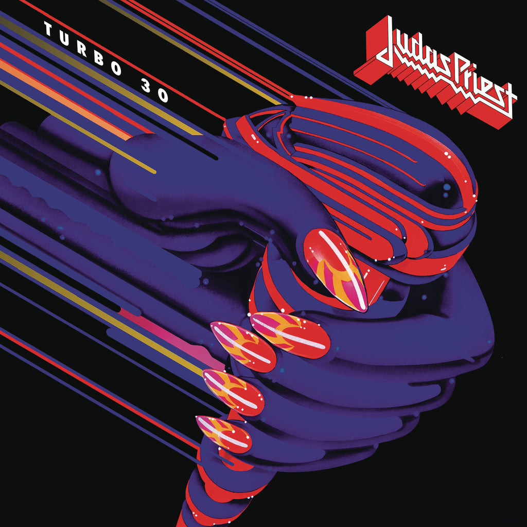Judas Priest - Turbo 30: Gatefold Music (Hitchin's Independent Record Shop - Vinyl Records and Accessories)
