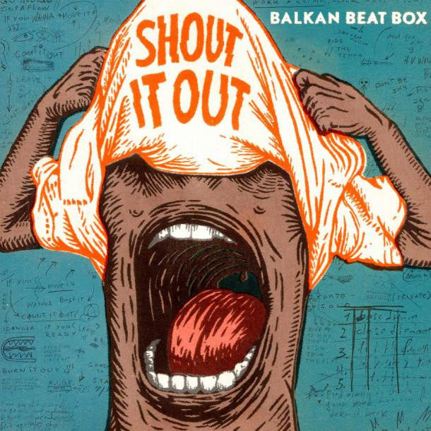 Balkan Beat Box - Shout It Out: Gatefold Music (Hitchin's Independent Record Shop - Vinyl Records and Accessories)