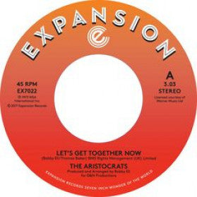 LET'S GET TOGETHER NOW / LOVING YOU IS MELLOW