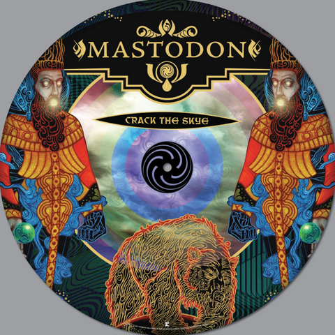 CRACK THE SKYE (2017 REISSUE PICTURE DISC)