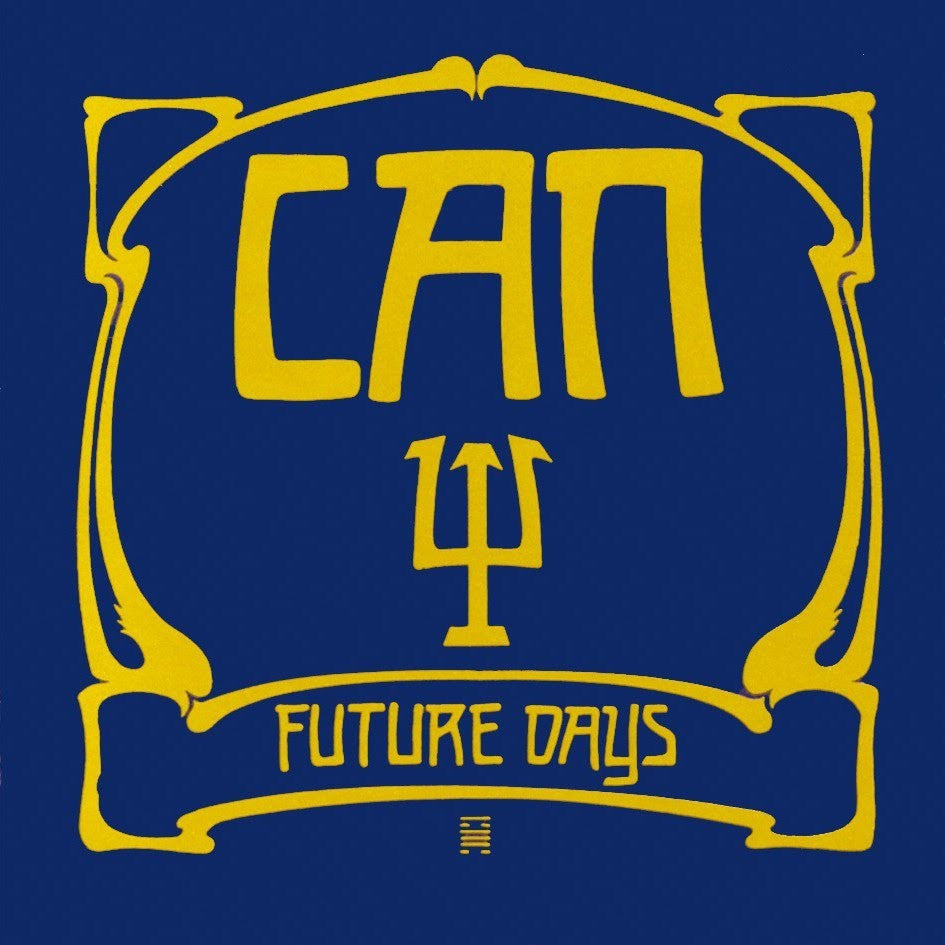 Can - Future Days: Gatefold Music (Hitchin's Independent Record Shop - Vinyl Records and Accessories)