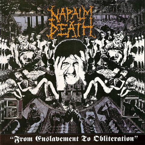 FROM ENSLAVEMENT TO OBLITERATION (2017 REISSUE)