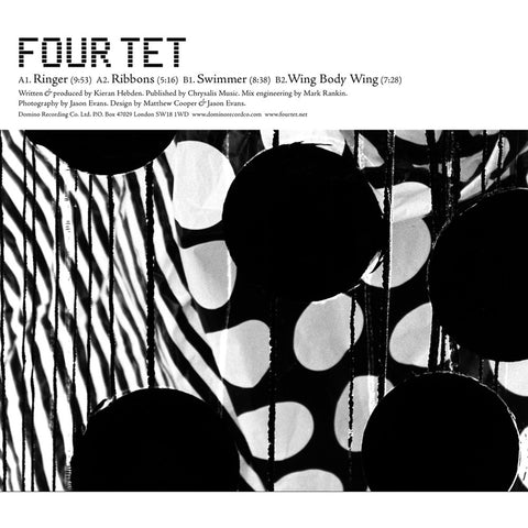 Four Tet - Ringer: Gatefold Music (Hitchin's Independent Record Shop - Vinyl Records and Accessories)
