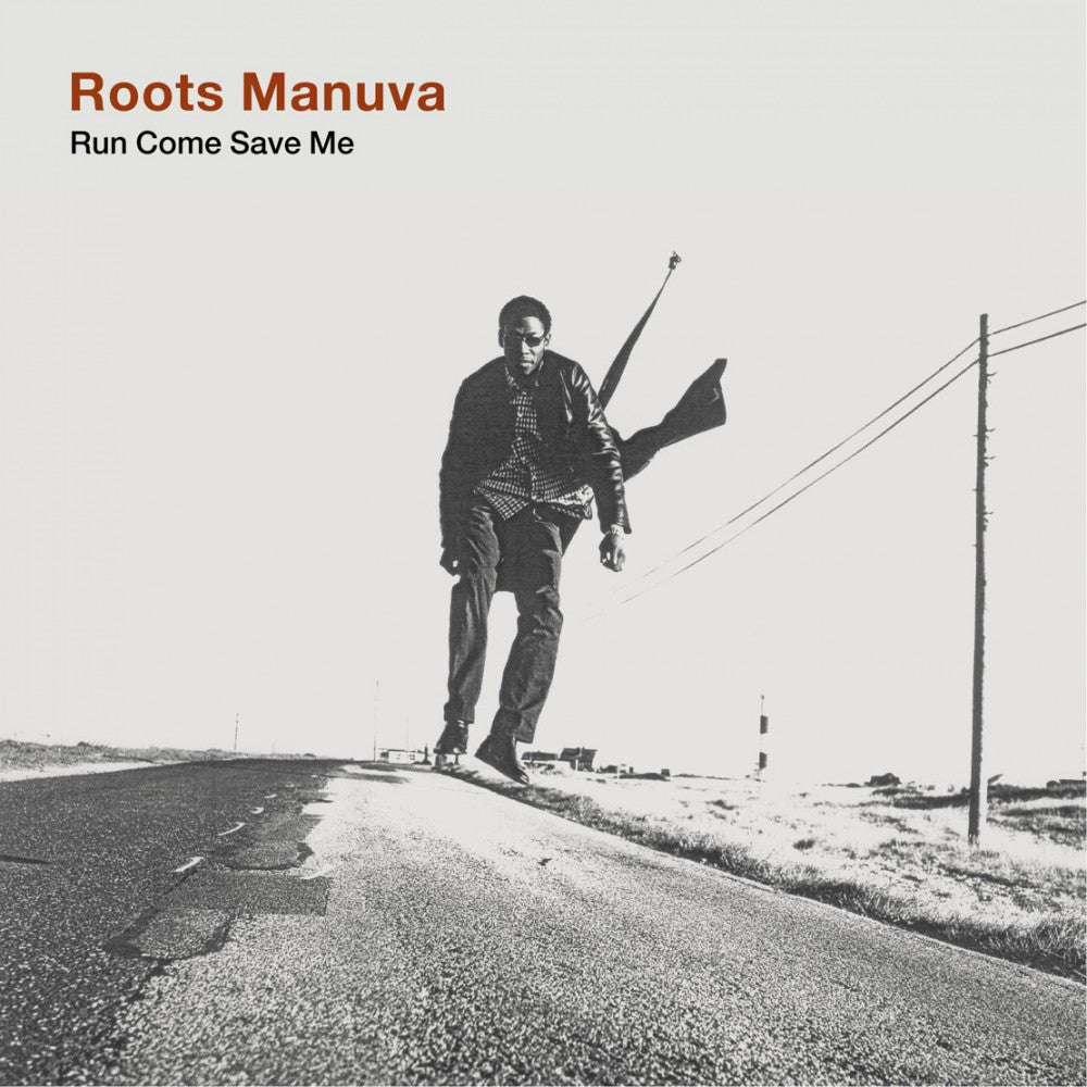Roots Manuva - Run Come Save Me: Gatefold Music (Hitchin's Independent Record Shop - Vinyl Records and Accessories)