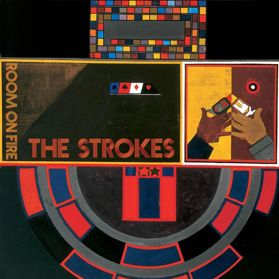 The Strokes - Room On Fire: Gatefold Music (Hitchin's Independent Record Shop - Vinyl Records and Accessories)