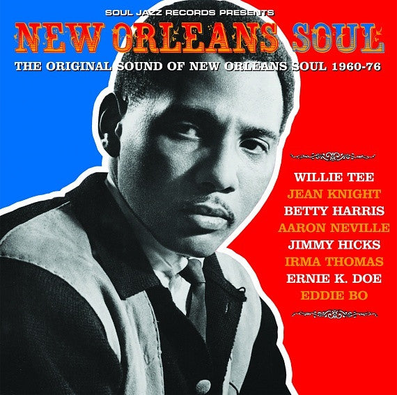 Various Artists - New Orleans Soul: Gatefold Music (Hitchin's Independent Record Shop - Vinyl Records and Accessories)