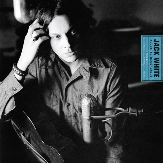 Jack White - Acoustic Recordings 1998-2016: Gatefold Music (Hitchin's Independent Record Shop - Vinyl Records and Accessories)