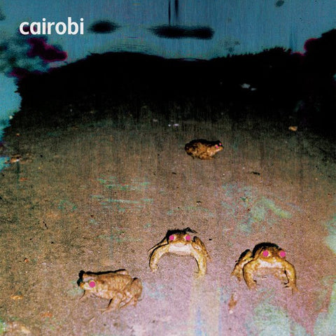 Cairobi - Cairobi: Gatefold Music (Hitchin's Independent Record Shop - Vinyl Records and Accessories)