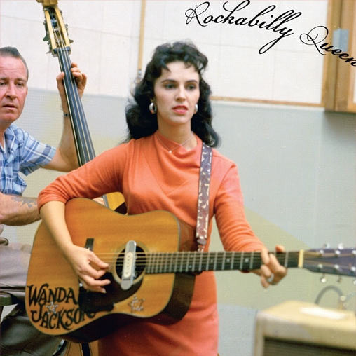 Wanda Jackson - Rockabilly Queen: Gatefold Music (Hitchin's Independent Record Shop - Vinyl Records and Accessories)