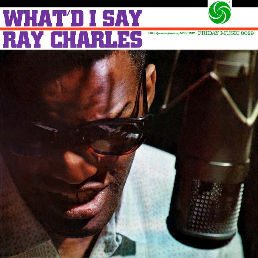 Ray Charles - What I'd Say: Gatefold Music (Hitchin's Independent Record Shop - Vinyl Records and Accessories)