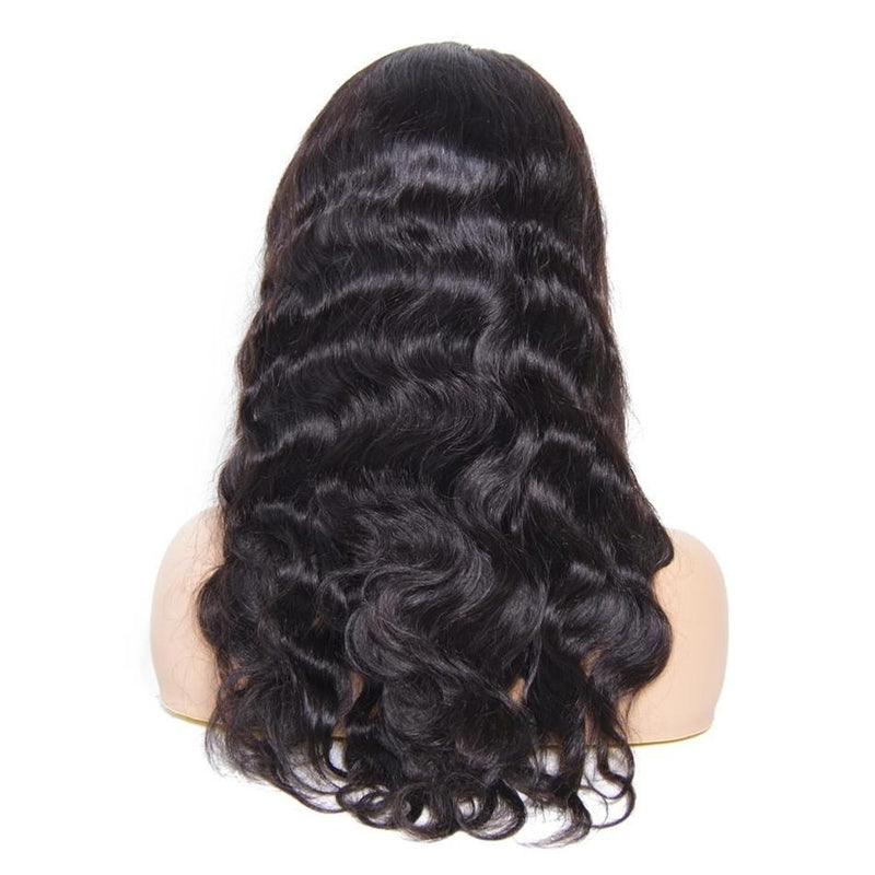 Yiroo 360 Lace Wig 150%&180% Density 8A Grade Body Wave Hair Wig 100% Virgin Human Hair Wigs 10-24 Inch