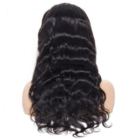Yiroo 360 Lace Wig 180% Density Body Wave 100% Virgin Human Hair 10-24 Inch