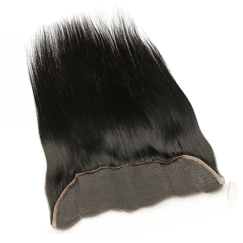 YIROO Straight Hair 1pcs Lace Frontal 13x4 Ear to Ear Frontal Free Part Brazilian/Malaysian Virgin Hair